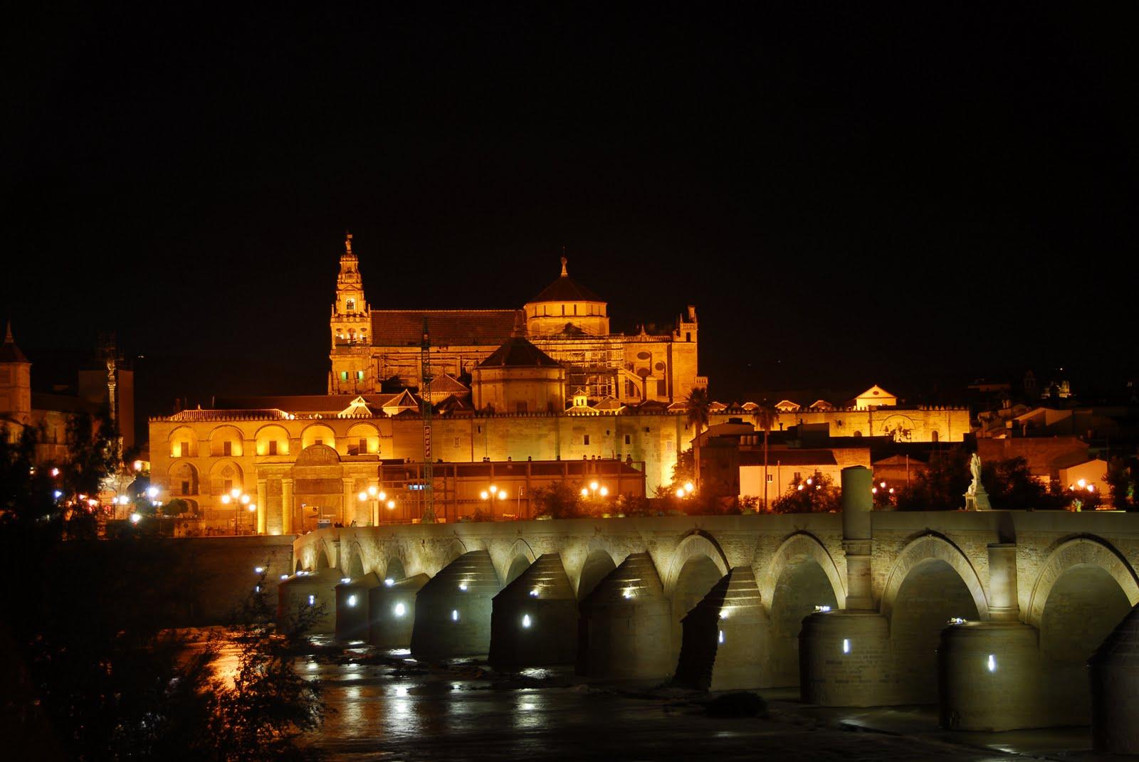 Entradas leyendas de c rdoba ruta nocturna - Visita mezquita cordoba nocturna ...