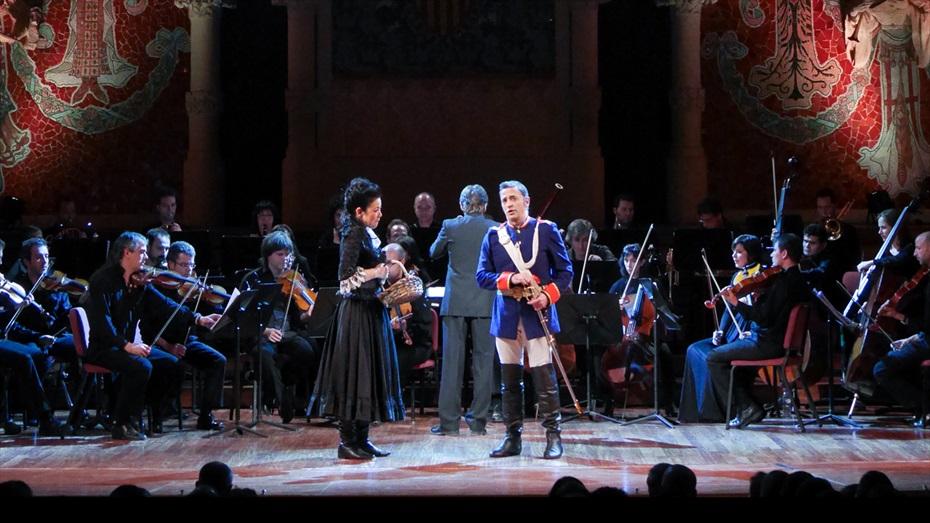 ópera carmen bizet
