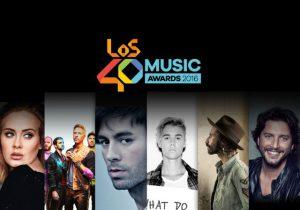Los40 Music Awards 2016