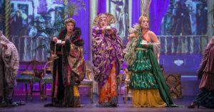 Gente bien, el musical - La Cubana