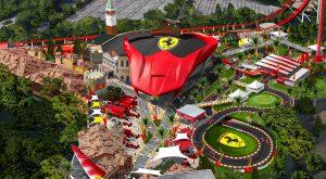 Ferrari Land (Port Aventura)