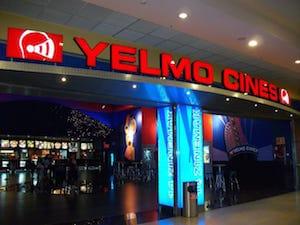 Yelmo Cines Tresaguas