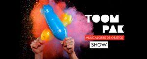 Toom - pak: Musicadores de Objetos